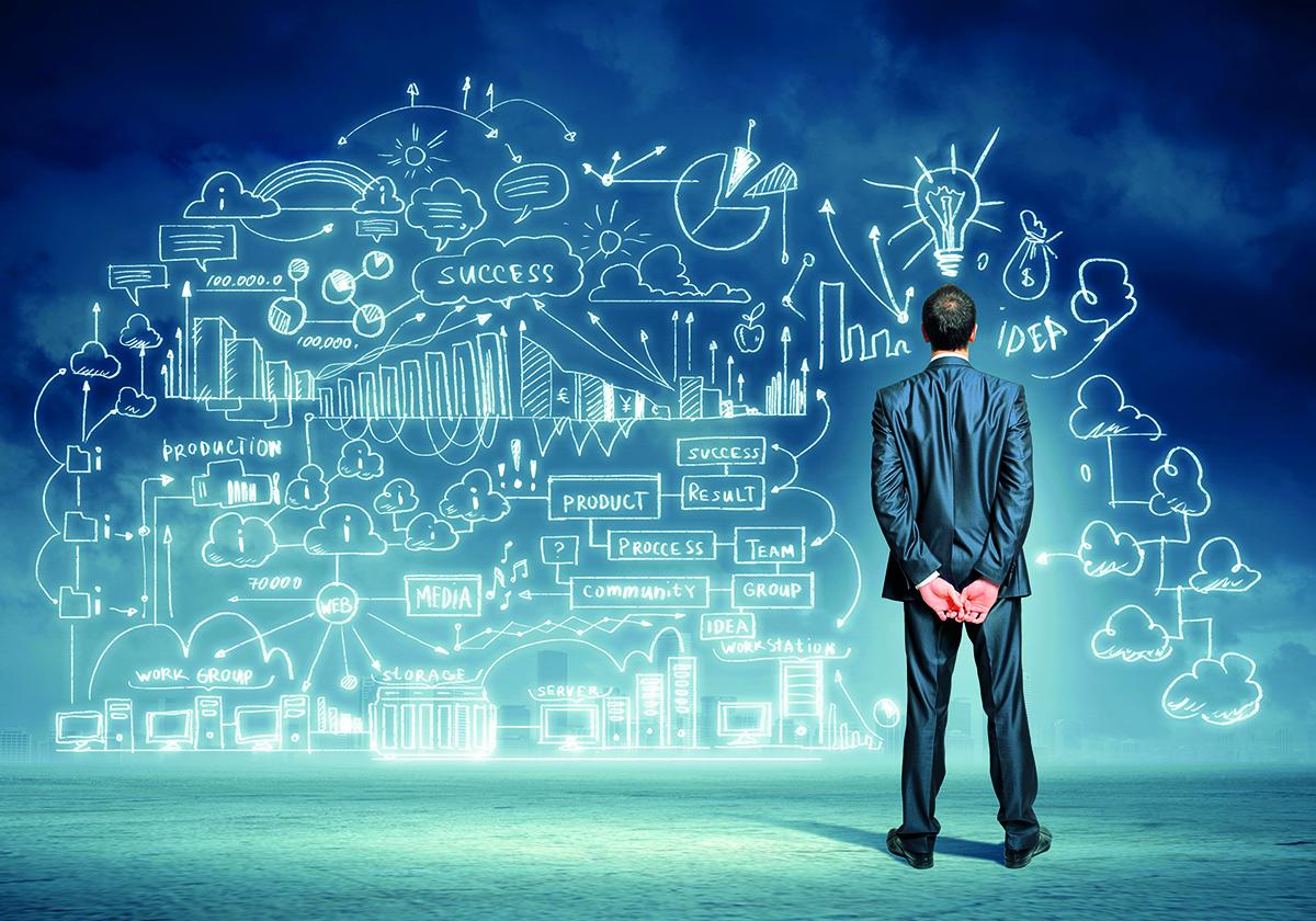 Ledere vil bli bedre på digitalisering   BI